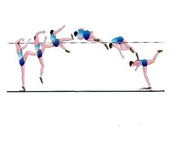 THPT Nguyễn Văn Cừ - Kỹ thuật bổ trợ nhảy cao - Thể dục 10