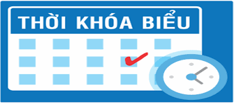 Tkb dành cho học sinh k10- k11 từ 12/7 đến 26/7