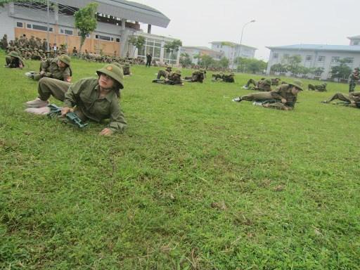 Ôn tập môn Quốc phòng an ninh - K12
