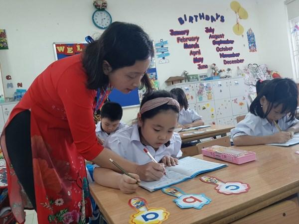 Giáo viên tổ Một với Hội thi Giáo viên dạy giỏi cấp trường năm học 2020 – 2021