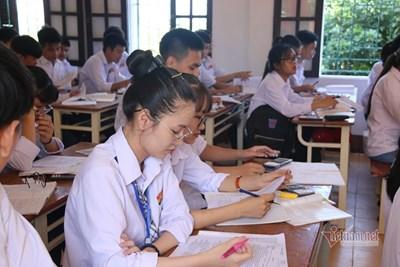 Những lưu ý để đạt kết quả cao thi THPT quốc gia năm 2020