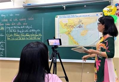 Xây dựng giáo án làm sao để nâng hiệu quả dạy học trực tuyến