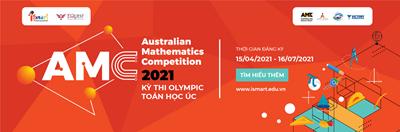 iSMART-OLYMPIC TOÁN HỌC ÚC (AMC) 2021 CHÍNH THỨC KHỞI TRANH