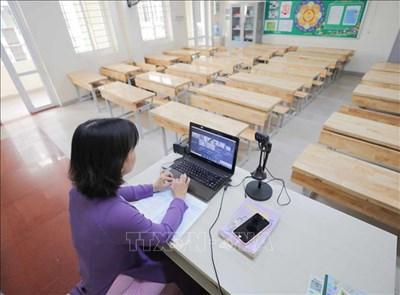 Bộ Giáo dục và Đào tạo phát động Cuộc thi Thiết kế bài giảng điện tử