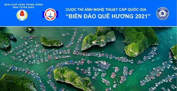 Phát động Cuộc thi và Triển lãm ảnh về đề tài biển, đảo quê hương