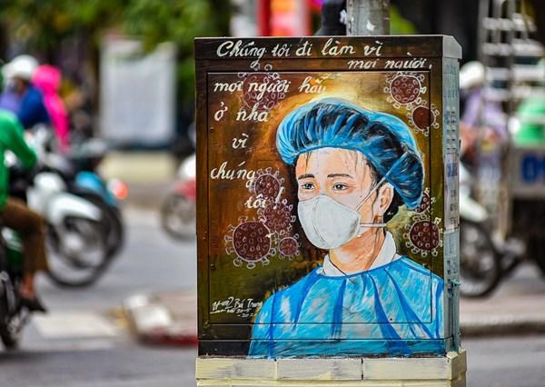 """Hưởng ứng tham gia cuộc thi trực tuyến """"Tìm hiểu pháp luật trong phòng, chống dịch COVID-19"""" trên địa bàn thành phố Hà Nội"""