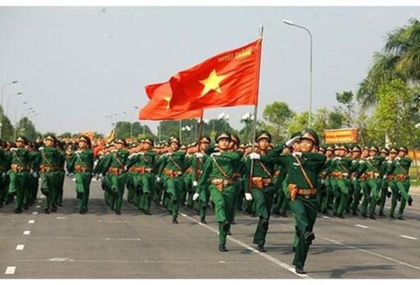 Phát động Cuộc thi tìm hiểu lịch sử truyền thống 75 năm của lực lượng vũ trang Hà Nội (19/10/1946-19/10/2021)