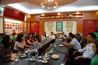 Hội thảo chuyên đề tổ Ngoại ngữ