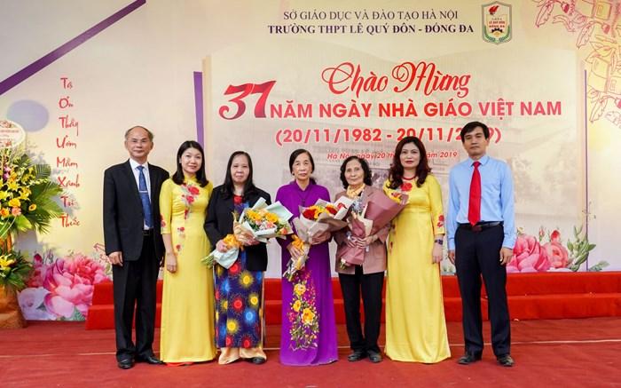 Chương trình chào mừng ngày Nhà giáo Việt Nam 20/11
