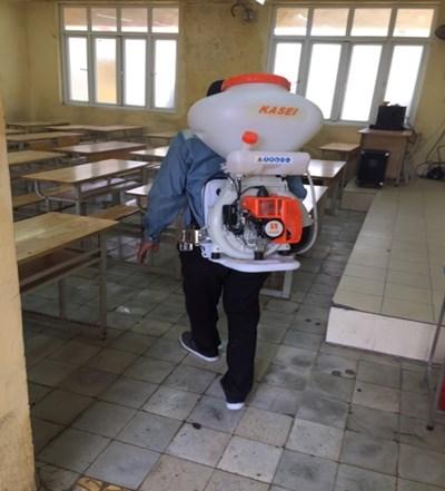 Chuẩn bị các điều kiện đảm bảo an toàn cho học sinh đi học trở lại