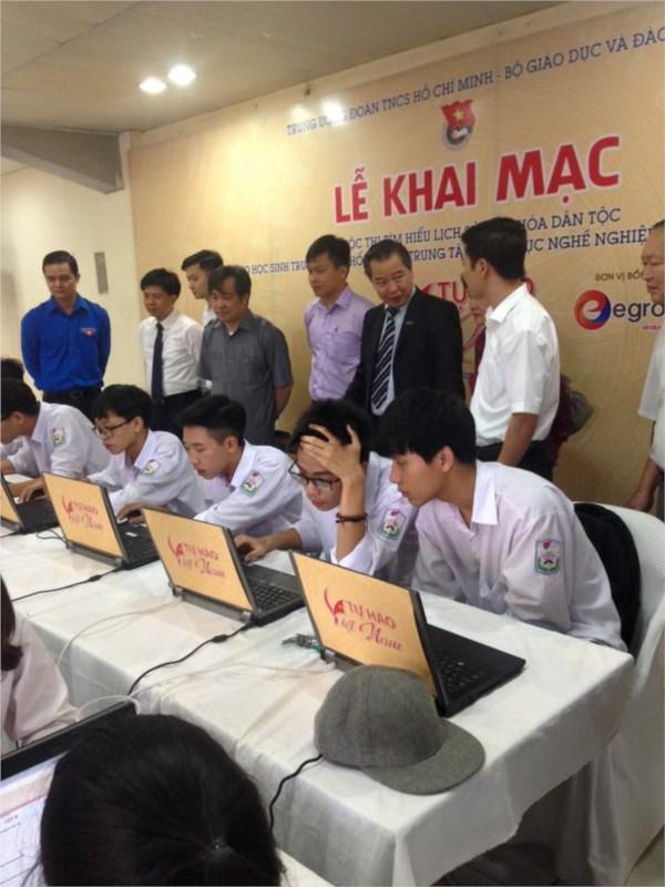 Tự hào Việt Nam- sân chơi mới khơi dậy tình yêu lịch sử