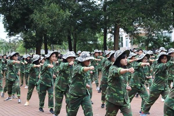 16 động tác võ trong quân đội - thực hiện bởi k47