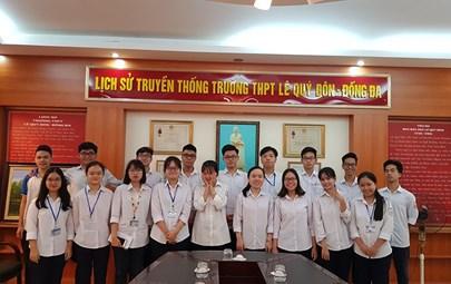 Thành tích đáng tự hào của đội tuyển học sinh giỏi lớp 12