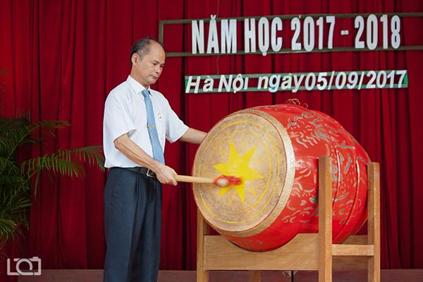 Lễ khai giảng năm học 2017 - 2018 trường THPT Lê Quý Đôn - Đống Đa