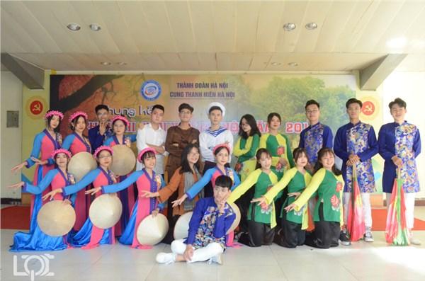 Chung kết Hội thi Tôi Yêu Hà Nội năm 2019