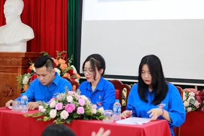 Đại hội đại biểu Đoàn TNCS Hồ Chí Minh nhiệm kì 2020 - 2021