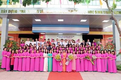 Video giới thiệu về trường THPT Thượng Cát