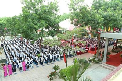 Một số hình ảnh Chào mừng 15 năm thành lập trường THPT Thượng Cát 2004-2019.