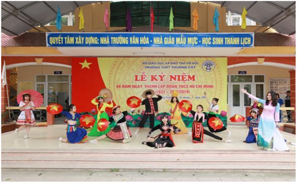 Kỷ niệm 88 năm ngày thành lập đoàn thanh niên cộng sản Hồ Chí Minh 26/03/2019