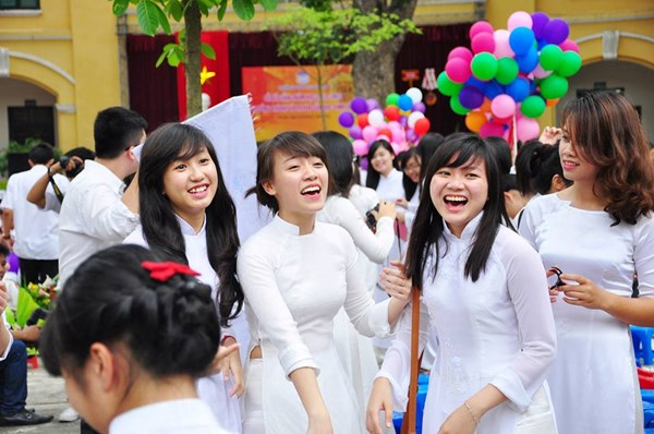 Thông báo các môn thi vào 10 năm học 2021-2022