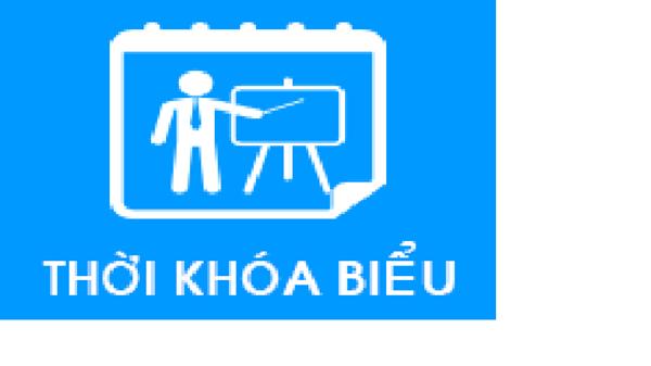 Thời khóa biểu tăng cường dành cho Học sinh áp dụng từ ngày 18_01