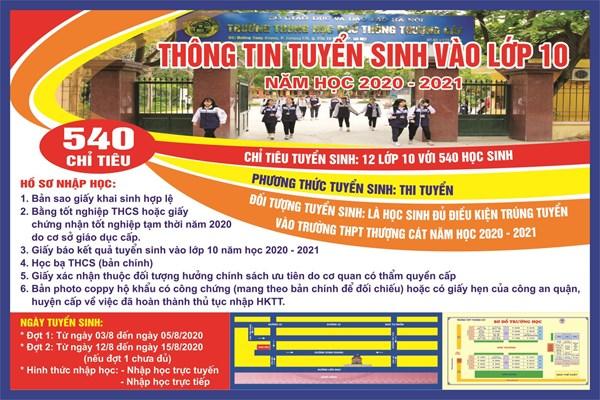 Tỉ lệ chọi vào 10 THPT công lập Hà Nội năm học 2021-2022