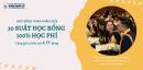 30 suất học bổng tuyển thẳng cho sĩ tử 2k2 vào Khoa Quốc tế - ĐHQGHN 2020